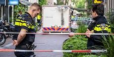 Mafia-Anschlag auf TV-Star, mit Kopfschuss in Klinik