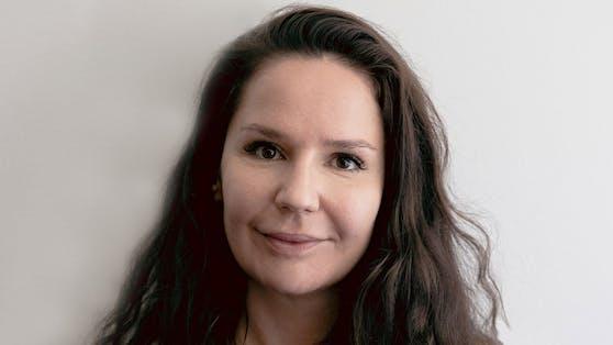 Anna Ferency, CMO von Codecool.