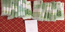 Polizei beschlagnahmt 780.000 Euro in Apres-Ski-Hütte