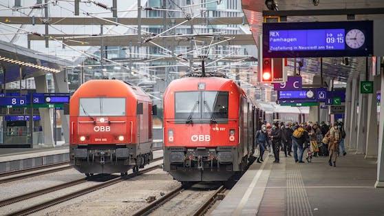 """""""Faire Wettbewerbsbedingungen"""": Der ÖBB-Chef Andreas Matthä sprach sich im Ö1-Mittagsjournal für eine """"Kostenwahrheit"""" im Gütertransport aus."""