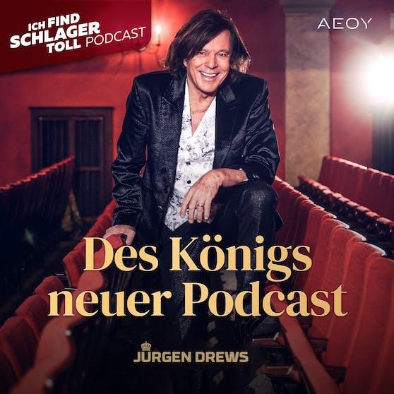 """""""König von Mallorca""""Jürgen Drews startet mit einem eigenen Podcast durch."""