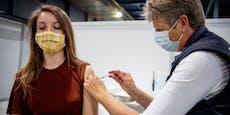 """Dritte Corona-Impfung wird """"Mitte Oktober ein Thema"""""""