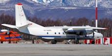 Russland: Funkkontakt verloren, dann stürzte Flieger ab
