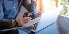 Fake-SMS im Umlauf – 900 Euro Handyrechnung für Mann