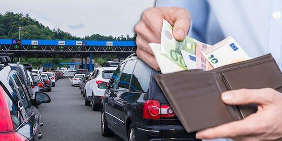 Wer von Kroatien nicht über einen internationalen Grenzübergang nach Slowenien einreist, kassiert hohe Strafen.