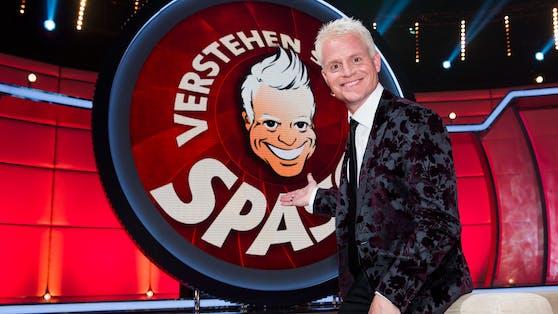 """Seit April 2010 moderiert Guido Cantz die Eurovisions-Show """"Verstehen sie Spaß""""."""