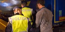 Grenzkontrolle: 21-Jähriger musste sich nackt ausziehen