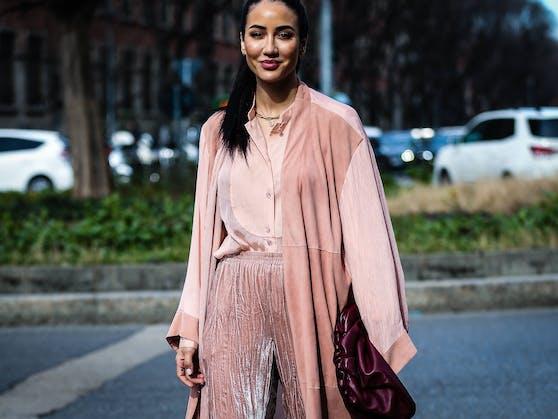 Tamara Kalinic gehört den international wichtigsten Influencerinnen im Mode-Biz.