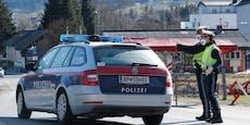 Betrunkener stiehlt sein eigenes Auto und ruft Polizei