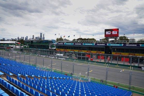 Auch 2021 wird nicht in Melbourne gefahren.