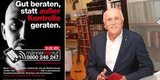 Männernotruf-Hotline verhinderte Bankraub und Amoklauf