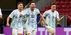 Messi provoziert Ex-Kollegen nach vergebenem Elfer