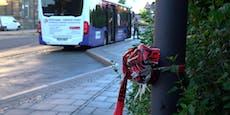 Busfahrer will helfen und wird im Dienst erstochen
