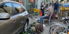 Unfalllenker (92) hatte keinen gültigen Führerschein