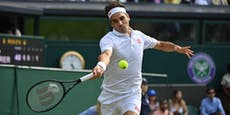 Endstation! Federer in Wimbledon-Viertelfinale out