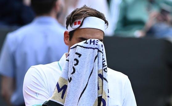 Roger Federer ist ausgeschieden