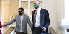 Hauptangeklagter im Terror-Prozess kam im feinen Zwirn