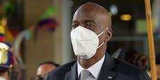 Präsident von Haiti in eigener Residenz erschossen