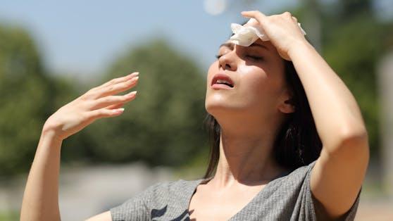 Die extreme Hitze macht uns allen zu schaffen. Symbolbild
