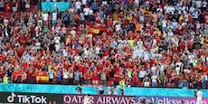 Mehrere Tausend Corona-Fälle bei der Fußball-EM