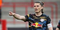Bundesliga-Konkurrent hat ÖFB-Star Sabitzer im Visier