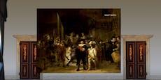 Künstliche Intelligenz restauriert berühmtes Gemälde