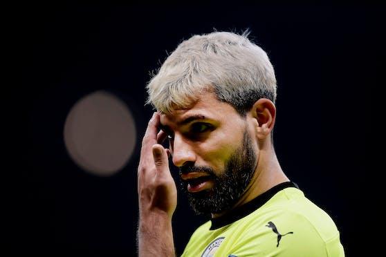 Sergio Agüero wechselt ablösefrei von Manchester City zu Barca.