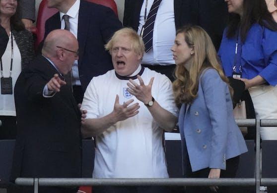 Boris Johnson war nicht zu halten