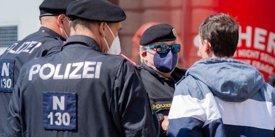 Die Polizei sucht nach Opfern des Räuberduos (Symbolbild)