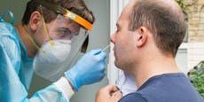 Corona-Neuinfektionen steigen weiter leicht auf 120