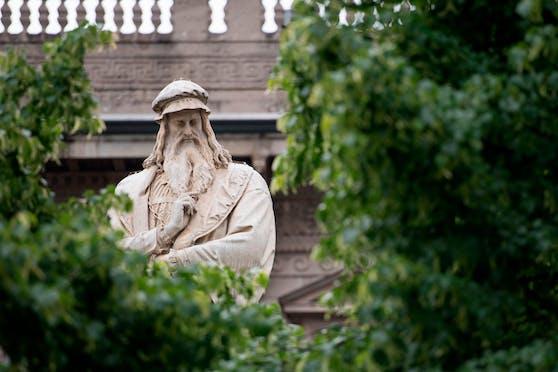 Leonardo Da Vinci hatte zwar keine Kinder, aber mindestens 22 Halbbrüder.