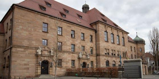 Das Landgericht Nürnberg-Fürth (Symbolbild)
