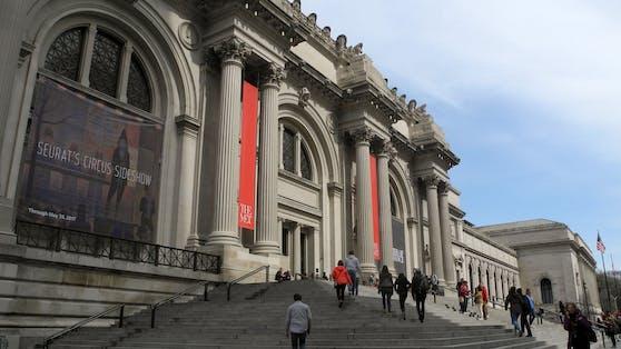 Das Metropolitan Museum of Art in New York