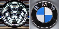 BMW und VW müssen 875 Millionen Euro Strafe blechen