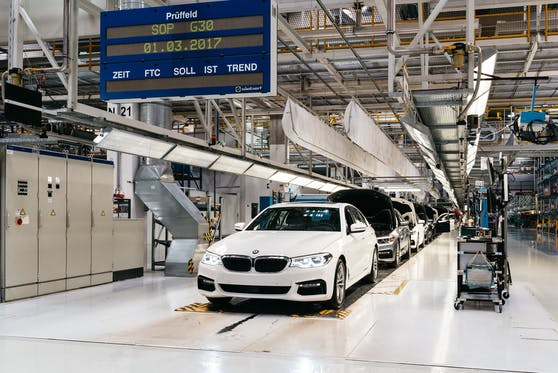 Das BMW Motorenwerk in Steyr hat am Mittwoch Maßnahmen für eine etwaige Kurzarbeits-Phase getroffen – präventiv, wie es heißt.