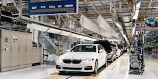 BMW Steyr befürchtet nächste Kurzarbeits-Phase