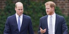 """Harry: """"William, wenn du nicht  König sein willst, ..."""""""