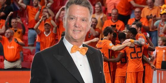 Louis van Gaal könnte auf die Trainerbank zurückkehren.