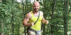 Ex-Wrestler läuft Halbmarathon für Trauma-Patienten