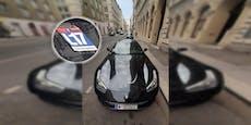 Dieser Teenie kommt mit Ferrari schnell zu Führerschein