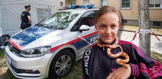 Leonie  (13) getötet - jetzt gestand ein Tatverdächtiger erstmals.