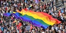 Ungarn verbietet Kindern Infos über Homosexualität