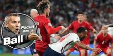 """Pacult: """"Der Foul-Elfmeter für England war berechtigt"""""""
