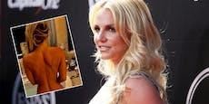 Nackte Britney Spears gibt ihren Fans Rätsel auf