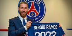 Ramos unterschreibt nach kurioser Panne bei neuem Klub