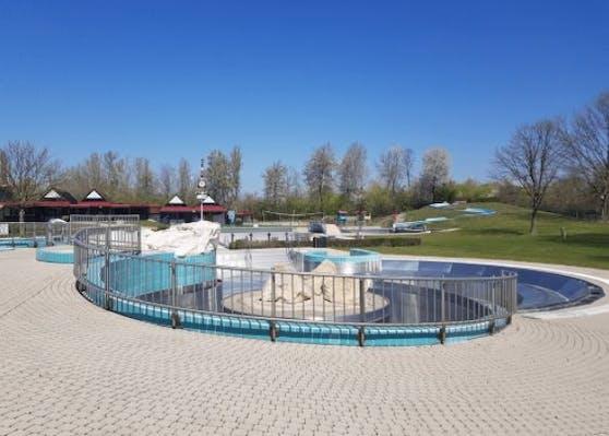 Das Parkbad in Bruck an der Leitha