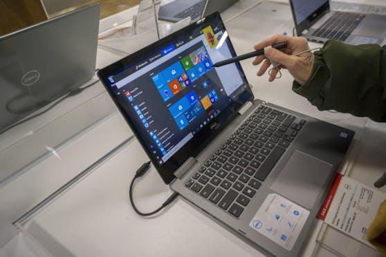 Eine neuentdeckte Sicherheitslücke bedroht Windows-Systeme.
