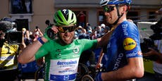 Nächster Triumph: Cavendish knackt Tour-Siegrekord