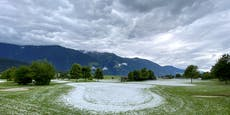 Hagel, Hitze & Blitze – Woche startet mit Extrem-Wetter