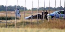 Mehrere Tote bei Absturz von Kleinflugzeug